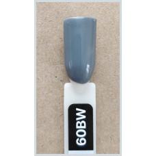 Гель-Лак Kodi  № 60 bw 12 мл. Серый.