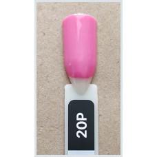 Гель-Лак Kodi  № 20 P  8 мл. Розовый.