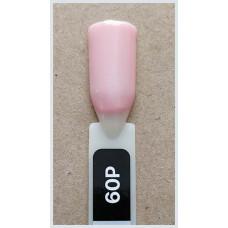 Гель-Лак Kodi  № 60 P  8 мл. Пудрово-розовый.