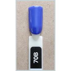 Гель-Лак Kodi  № 70 b 8 мл. Сине-фиолетовый.