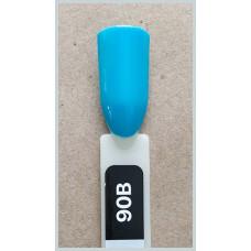 Гель-Лак Kodi  № 90 b 8 мл. Классический голубой.