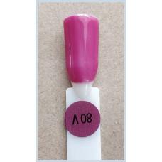 Гель-Лак Kodi  № 80 v 8 мл. Розовая слива.
