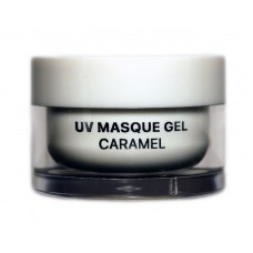 UV MASQUE GEL CARAMEL 28 ml.