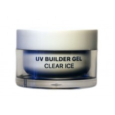 UV BUILDER GEL CLEAR ICE 14 ml.