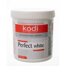 "Акриловая пудра ""Perfect white"" Kodi Professional."